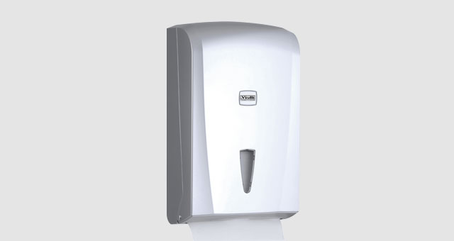 Vialli Soap And Paper Dispensers, Soap Dispensers For Bathrooms